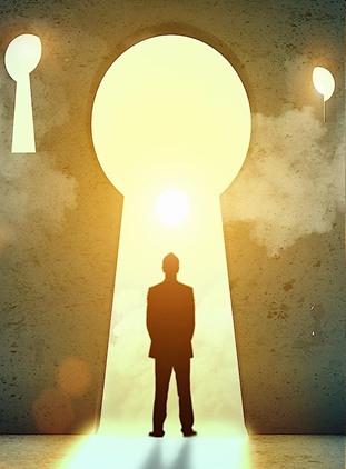 Keyhole Shadow
